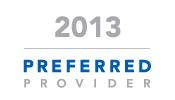 2013 Preferred Provider